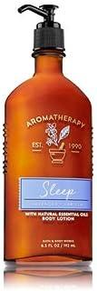 【Bath&Body Works/バス&ボディワークス】 ボディローション アロマセラピー スリープ ラベンダーバニラ Body Lotion Aromatherapy Sleep Lavender Vanilla 6.5 fl oz / 192 mL [並行輸入品]