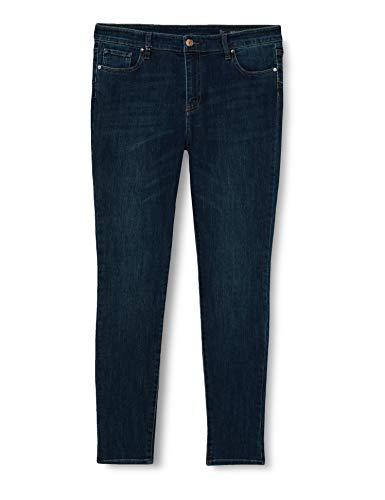 ARMANI EXCHANGE Push UP Jeans, Indigo Denim, 25 Donna