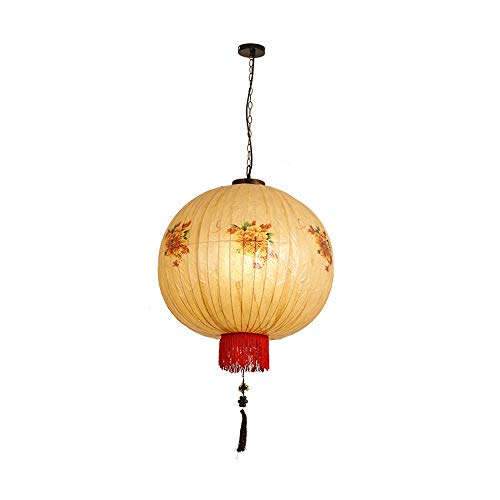 LSSB Araña clásica Linterna China de la lámpara del Pasillo del Pasillo del jardín de la lámpara de la lámpara por Inn Casa, Villa, Bar, Restaurantes
