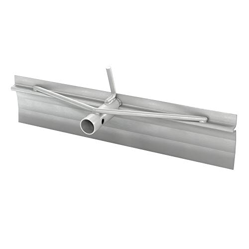 Bon Tool 22-333 Reinforced Lite Alum Concrete Placer with Hook