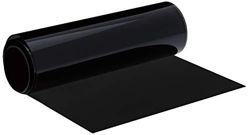 Foliatec 1025 TOPSTRIPE Blendstreifen mit effektivem Sonnenschutz durch Tönung, Maße: 15 x 152 cm, Schwarz