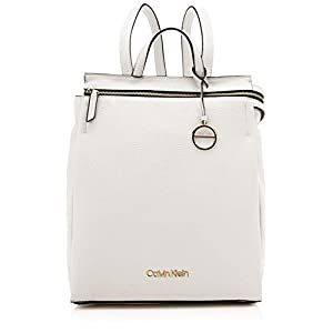 31LhoCI6qzL. SS300  - Calvin Klein Sided Backpack - Mochilas Mujer