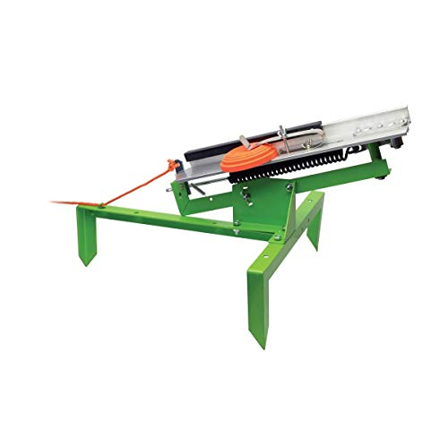 SME Clay Target Thrower No Battery Required, Throws Singles or Doubles, FCT