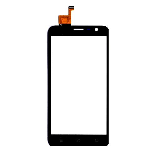 Touch Screen Digitizer for Karbonn S201 Black