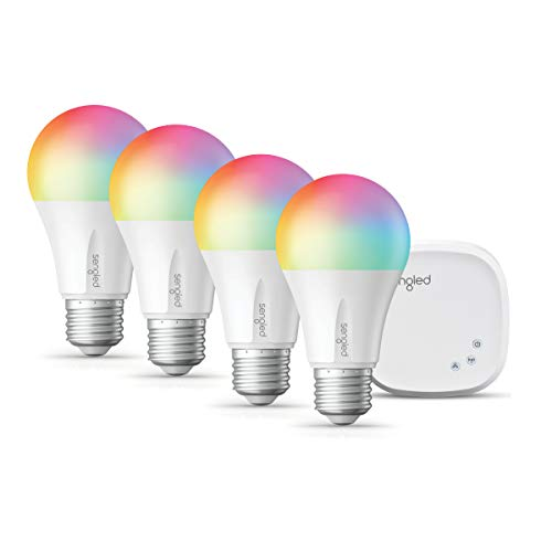 Sengled Element Color Plus Smart A19 LED bulb starter kit