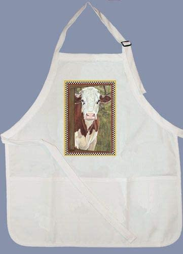 Animal Theme Louisville-Jefferson County Mall Gifts Cow Outlet SALE Apron