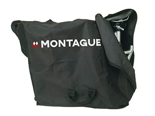 Montague Bikes Swiss Bike Tragetasche, weiches Nylon, passend für alle Modelle