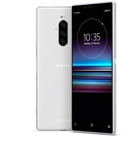 Sony Xperia 1 J9110 128GB 6GB RAM International Version - White