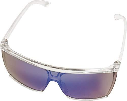 Urban Classics Unisex 112 Sunglasses UC Sonnenbrille, transparent/Multicolor, one Size