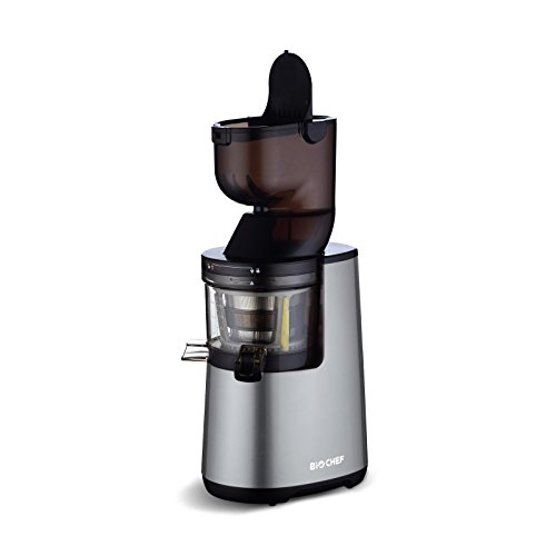 BioChef Atlas Whole Slow Juicer - extractor de zumos COLD PRESS, licuadora...