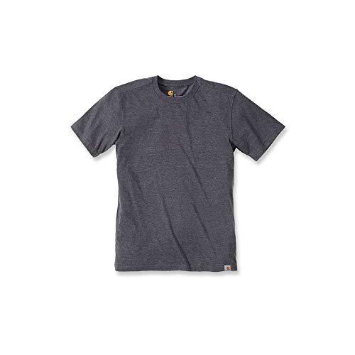 Carhartt - T-shirt - Homme Gris Carbonio M