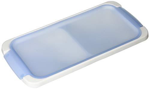 PrepWorks Freezer Pod, 2 Cup, White/Blue