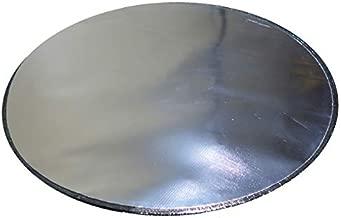 Newtex FirePad Deck Protector 36'', Fire Pit High Temp Mat, Bonfires, Lawn, Patio, Chiminea, Deck Defender, Under Grill Mat, BBQ Mat, Heat Shield, Fire Resistant Pad for Outdoors