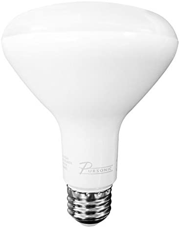 Pursonic BR30 DL 65 Watt Equivalent LED 購買 Non Light Bulbs セール特価 10-Pack