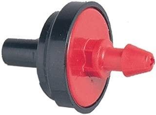 Raindrip PC2050B 1/2 GPH Pressure Compensating Drippers, 50 Per Bag, Reds
