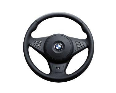 ORIGINAL BMW M Lenkradspange Spange Blende 5er E60 E61 6er E63 E64 32347841044