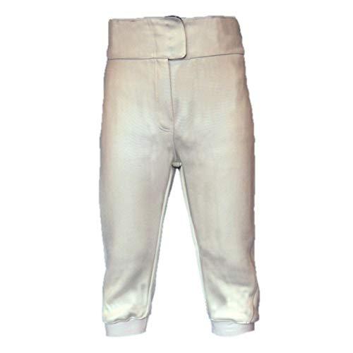 Prieur Escrime Pantalon Femme Epée Sabre et Fleuret 350N Blanc Taille 38 Droitier