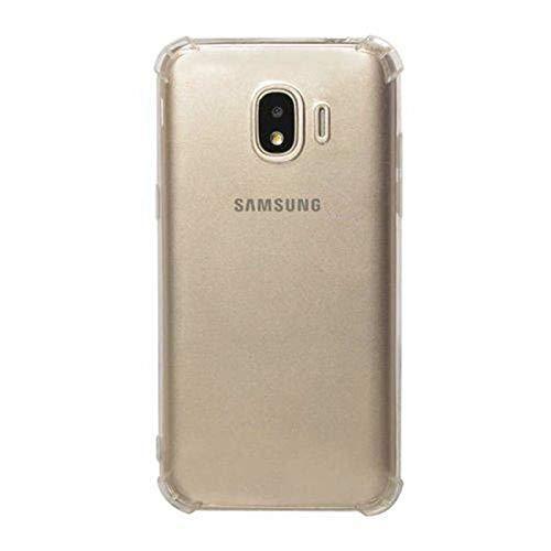 Capinha Silicone Transparente Antichoque Samsung J2 Core