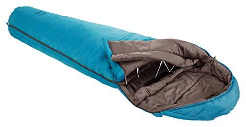 Grand Canyon Kansas 190 Mumienschlafsack - Premium Schlafsack für Outdoor Camping - Limit 0° - Caneel Bay