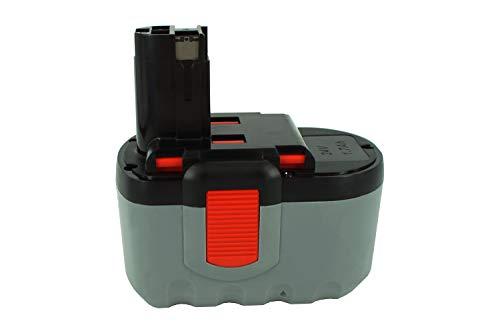 PowerSmart - Batería para Bosch GML 24 V-CD, GSA 24 V, GSA 24 VE, GSA 24 VEF, GSB 24 VE-2, GSB 24 VE-2/N, GSR 24 VE-2, GSR 24 VE-2, GSR 24 VE-2/N, GST 24 VH, PSB 24 VE-2. , SAW 24 V.