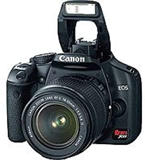 Canon Rebel XSi DSLR Camera with EF-S 18-55mm f/3.5-5.6...