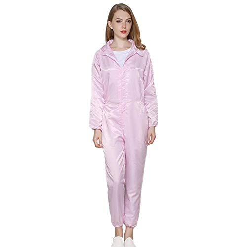 Herbruikbare beschermende kleding pak vrouwen geïsoleerde werkkleding stofdichte anti-statische C 3Xl