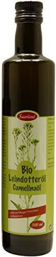 Bliesgau-Ölmühle - Saarländisches Bio Leindotteröl - 500 ml