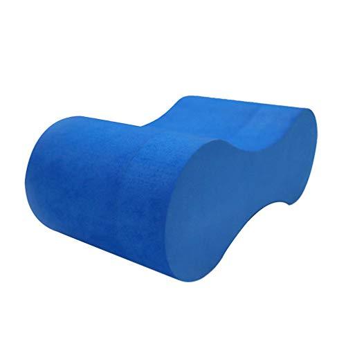 BESPORTBLE Zwemplankje, EVA Float Kick Legs Board, Zwemhulpapparatuur voor Beenbovenlichaam (blauw)