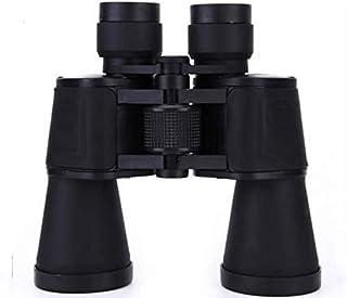 Impermeable y portátil 20X50-Telescopio de alta definición camuflaje Prismáticos -Con lente FMC Y Bak4 Prisma material adecuado for el recorrido de caza BBGSFDC (Color : B)