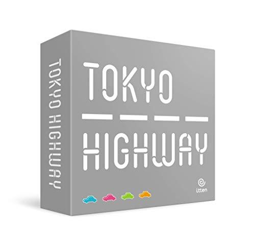 ittenAsmodeeNordic『TOKYOHIGHWAY(トーキョーハイウェイ)4人用』