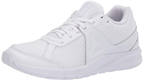Reebok Women's Endless Road PR Running Shoe, White/White/White, 7 M US