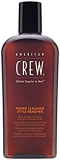 American Crew Men Power Cleanser Style Remover Daily Shampoo (For All Types of Hair) - 250ml/8.4oz
