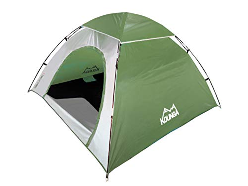 Kounga Sabas Nieves 2, Tenda Unisex-Adulto, Verde, 2 people