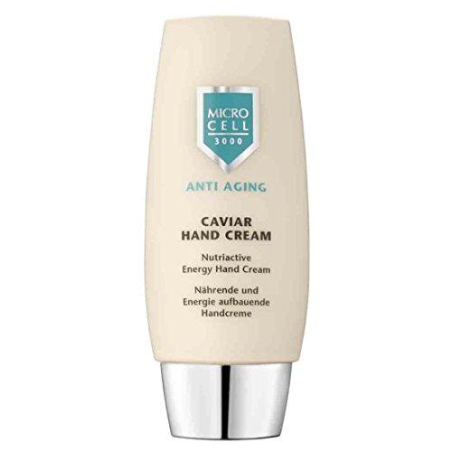 Microcell 3000 Anti-Aging Caviar Hand Maske, 1er Pack (1 x 75 ml)