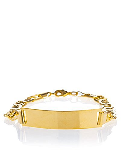 Córdoba Jewels | Esclava en goldfilled Laminado de Oro 14/20. Diseño Esclava