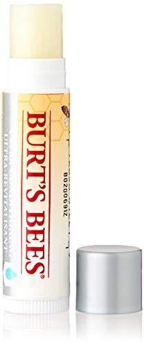 Burt's Bees 100 Prozent Natürlicher feuchtigkeitsspendender Lippenbalsam, intensive Pflege mit Kokum-, Shea- und Kakaobutter, 1 Stift