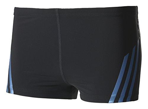 adidas Inf SL BX, Uomo, Inf SL BX, Negro (Negro/Azubas), 35