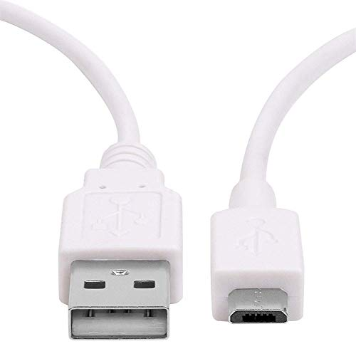 USB 2.0 Charging Cable for Amazon Kindle 2018 2019, Fire TV, Fire Tablets - Type C and Micro USB 2-in-1