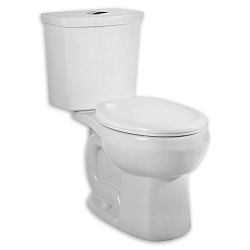 American Standard Option Siphonic Dual Flush Round Front