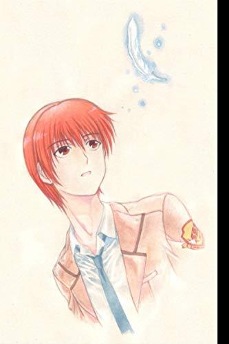 [画像:Composition Notebook: Limited Edition Yuzuru Otonashi, Angel Beats! Anime Series Fan's Lined Notepad   Blank Ruled Journal to Write Notes: Daily Writing Diary]