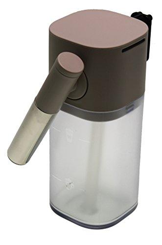 Milchbehälter (Komplett) AS13200252 (=7313249781) kompatibel/Ersatzteil für DeLonghi EN500 Lattissima One Nespresso