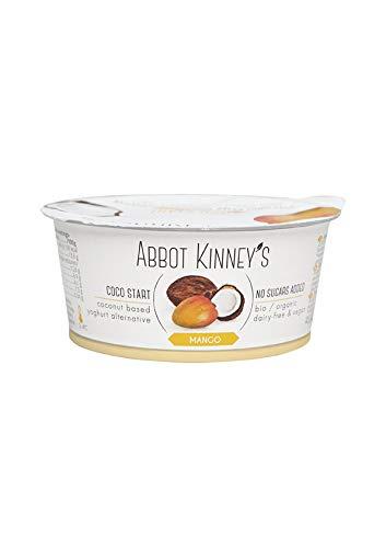 Abbot Kinneys Yogur De Coco Con Mango Bio, 125 Ml 117 ml
