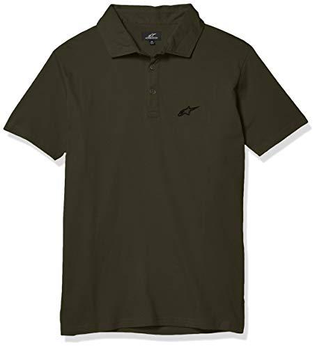 Alpinestars Herren Shirt & Polo PERPETUAL, grün, M, 1016-41005