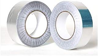 Cinta de aluminio ciega sellado policarbonato largo 50ml (Cinta Ciega, 25mm)