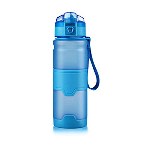 Tree-on-Life Water Bottle Protein Shaker Portable Motion Sports Water Bottle Free Plastic For Sports Camping Hiking