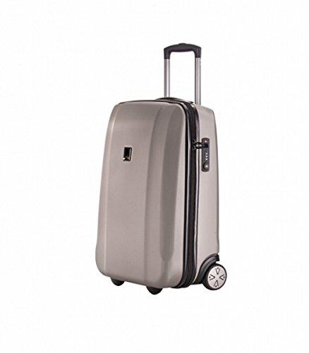 Kleine Koffer Reisekoffer Titan Xenon 53x38x20 cm (Champagne)