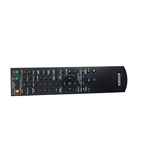 Buy Discount 4EVER Remote Control Compatible for Sony DAV-DZ120 DAV-HDX277WC HBD-TZ130 HCD-DZ555K DV...