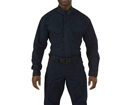 5.11 Tactical Series 511-72416 Chemise Tactique Mixte Adulte, Dark Navy, FR (Taille Fabricant : 3XL)