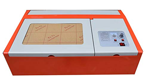 ZEYI 40W CO2 Laser Engraver Cutter, 12x8 Inches Laser Engraving Machine, DIY...