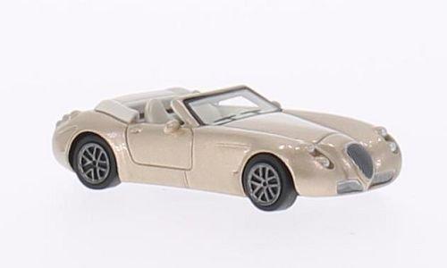 Wiesmann Roadster MF5, metallic-gold, 2010, Modellauto, Fertigmodell, BoS-Models 1:87